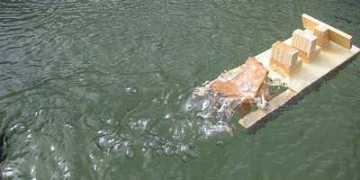Gummibandboot