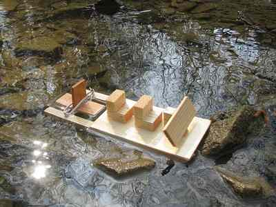gummibandboot. Black Bedroom Furniture Sets. Home Design Ideas
