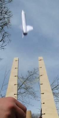 Raketenbau Bastelanleitung
