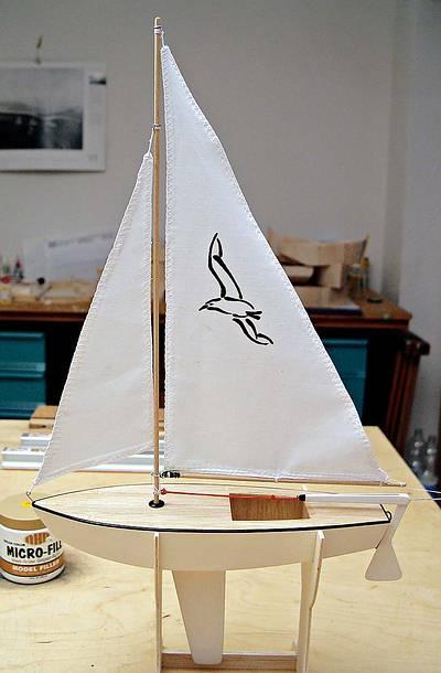 Download Bauanleitungen Segelschiff