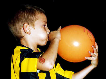 Luftballonspiele