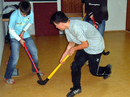 Indoor Hockeyturnier