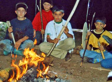 Gut gemocht Indianerhäuptlinge, Stammesnamen und Indianernamen MO93