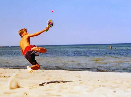 Spiele Strand